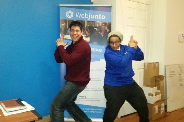 Webjunto's Cofounders