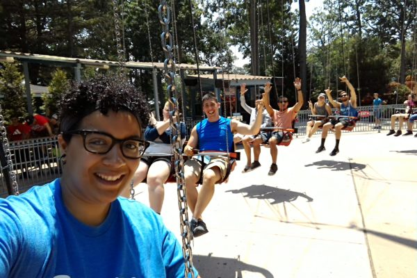 Webjunto's retreat to Six Flags