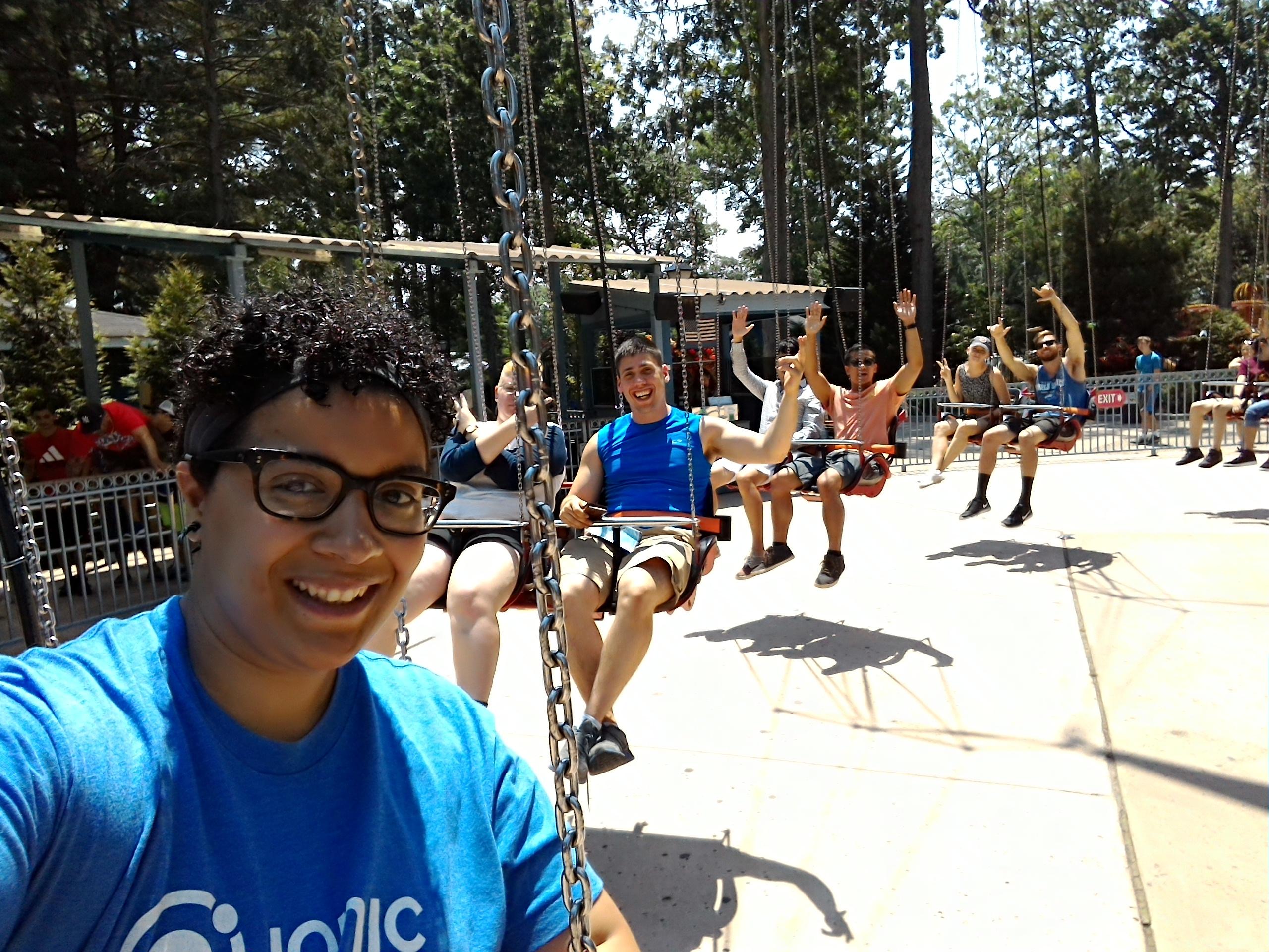 Webjunto's retreat to Six Flags