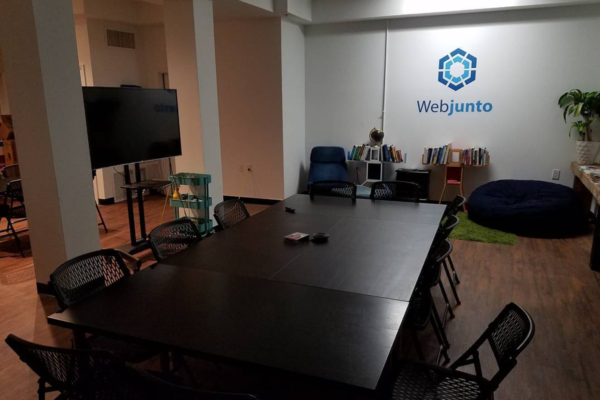 Webjunto's office in Philadelphia